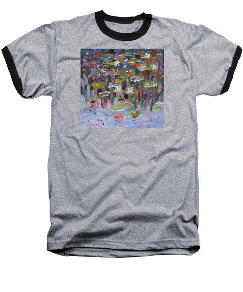 Lily Pad Life Baseball T-Shirt