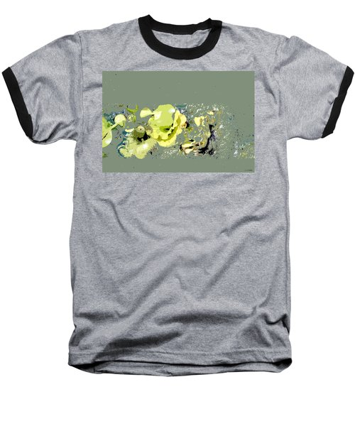 Lily Pads - Deconstructed Baseball T-Shirt