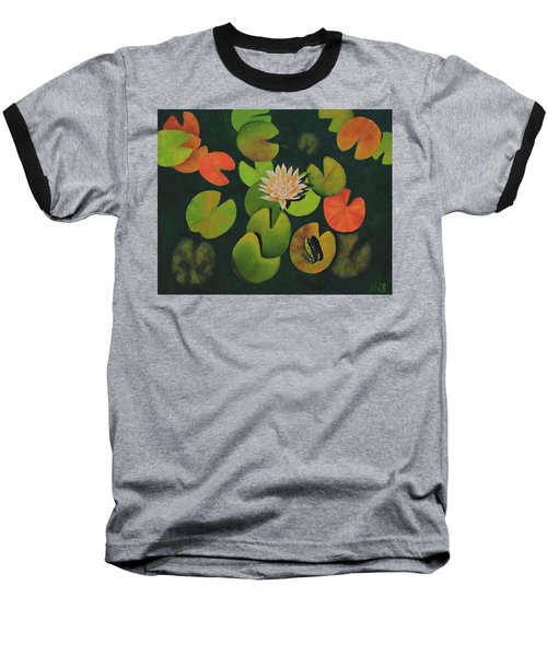Lily Pond Baseball T-Shirt
