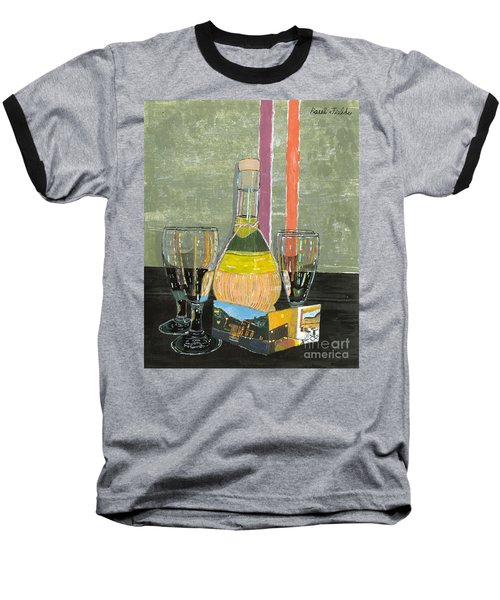 Limoncello In Cinque Terra Baseball T-Shirt