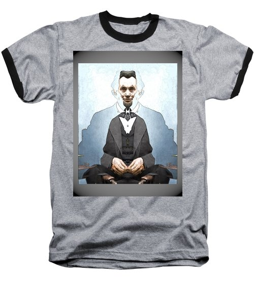 Lincoln Childlike Baseball T-Shirt