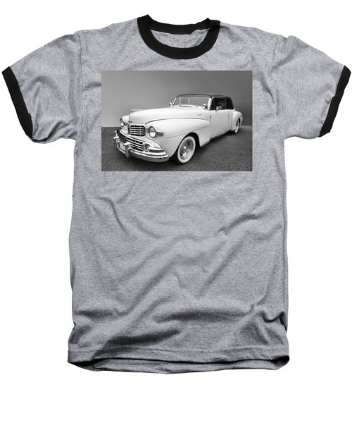 Baseball T-Shirt featuring the photograph Lincoln Continental by Kristin Elmquist