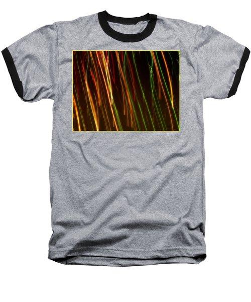 Line Light Baseball T-Shirt