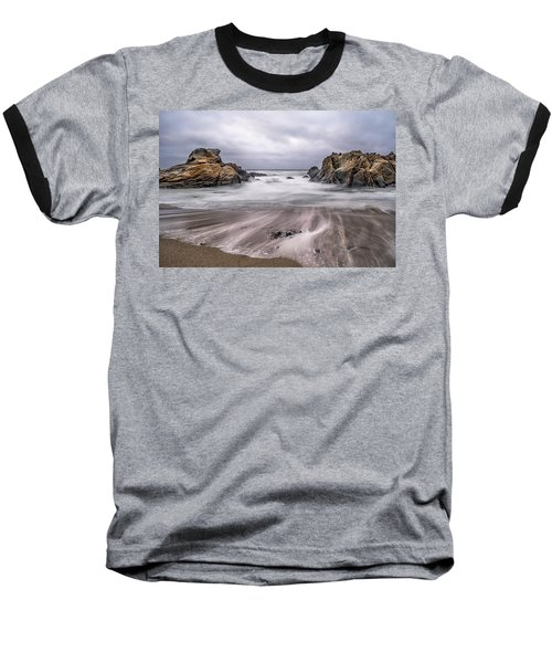 Lines In The Sand Baseball T-Shirt