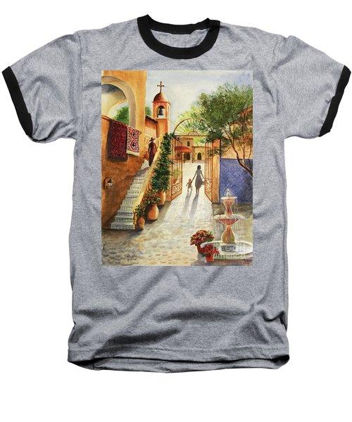 Lingering Spirit-sedona Baseball T-Shirt