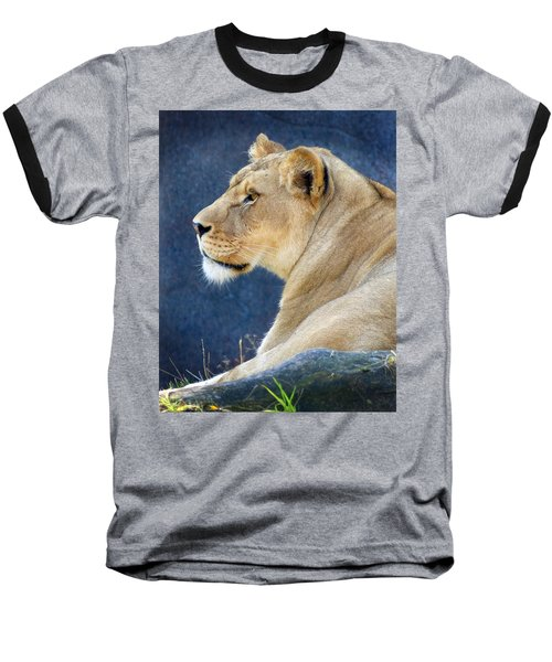 Lioness Baseball T-Shirt