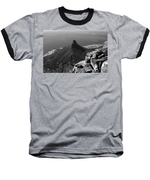 Lions Head - Cape Town - South Africa Baseball T-Shirt