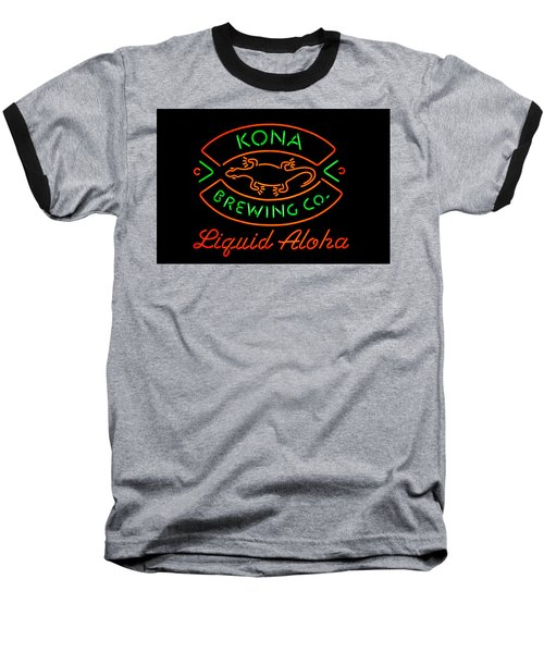 Liquid Aloha Baseball T-Shirt