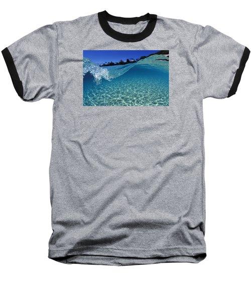 Liquid Energy Baseball T-Shirt