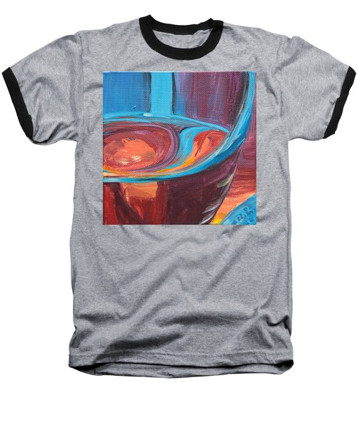 Liquid Sway Baseball T-Shirt