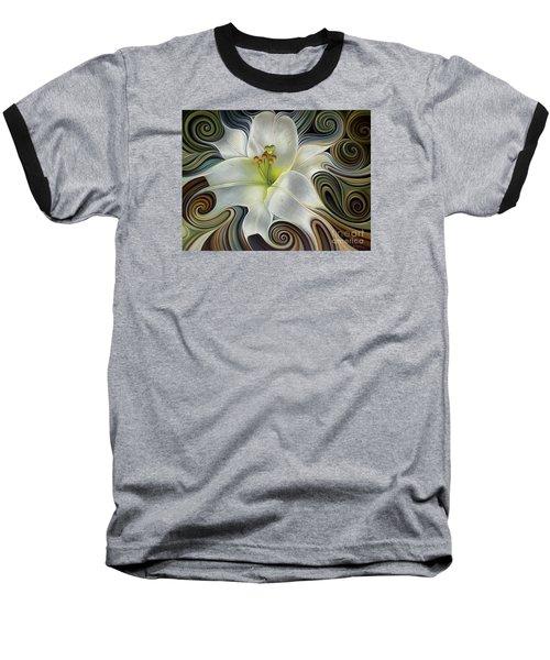 Lirio Dinamico Baseball T-Shirt