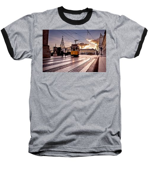 Lisbon Light Baseball T-Shirt