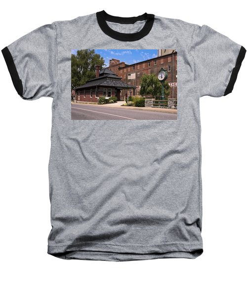 Lititz Pennsylvania Baseball T-Shirt by Sally Weigand