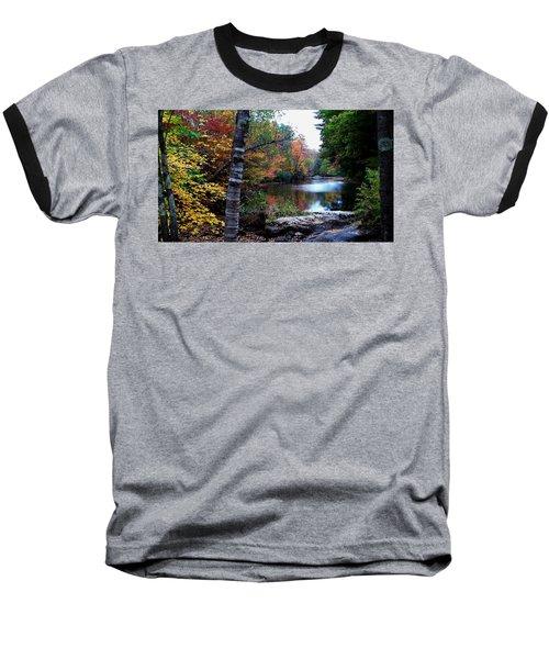 Little Androscoggin River Baseball T-Shirt