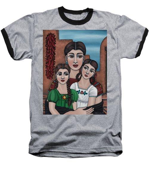 Little Birds Baseball T-Shirt