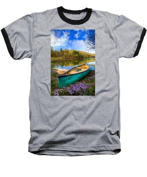 Little Bit Of Heaven Baseball T-Shirt