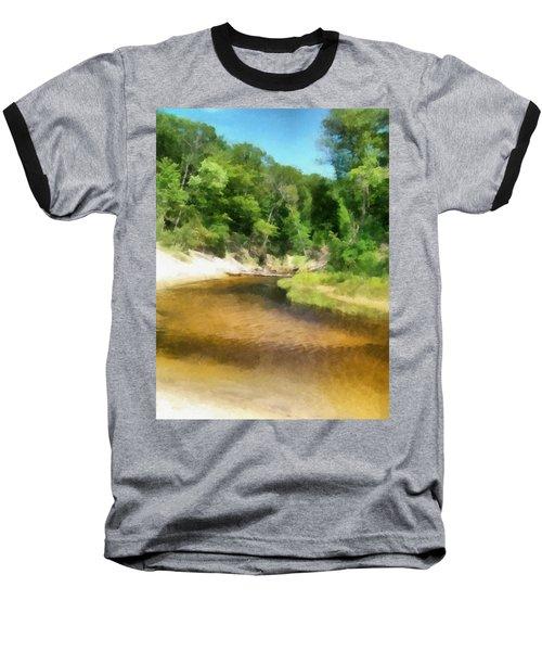 Little Black Creek - Hoffmaster State Park Baseball T-Shirt