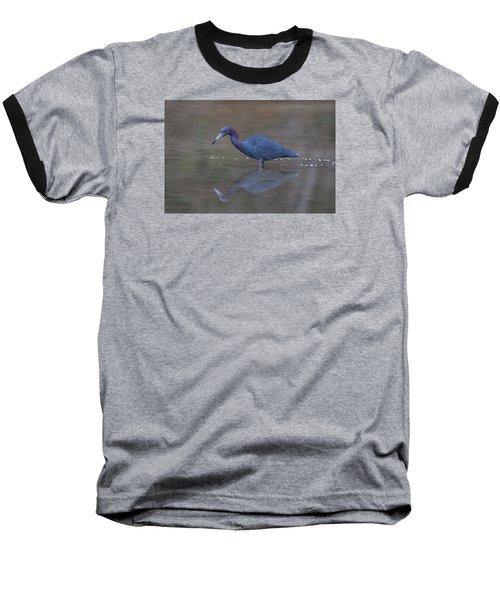 Little Blue Bubbles Baseball T-Shirt