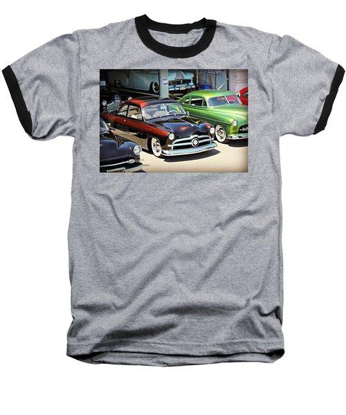 Little Brown Shoebox Baseball T-Shirt