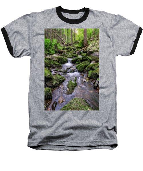Little Bush Kill Baseball T-Shirt