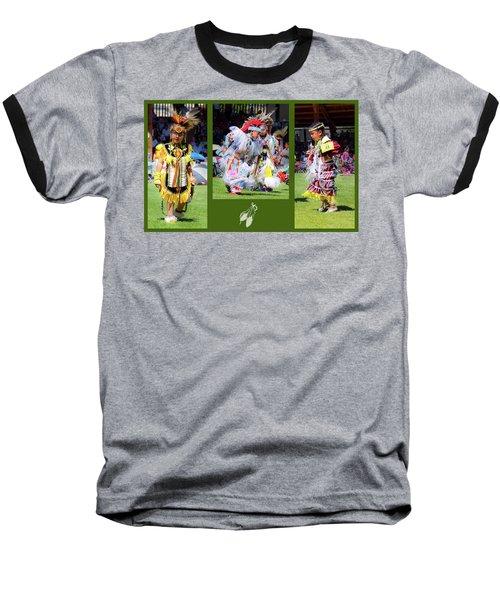 Little Competitors Baseball T-Shirt