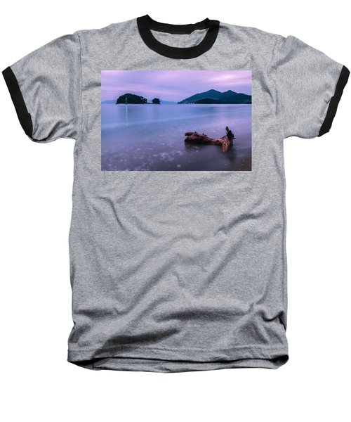 Little Corner By The Sea Baseball T-Shirt
