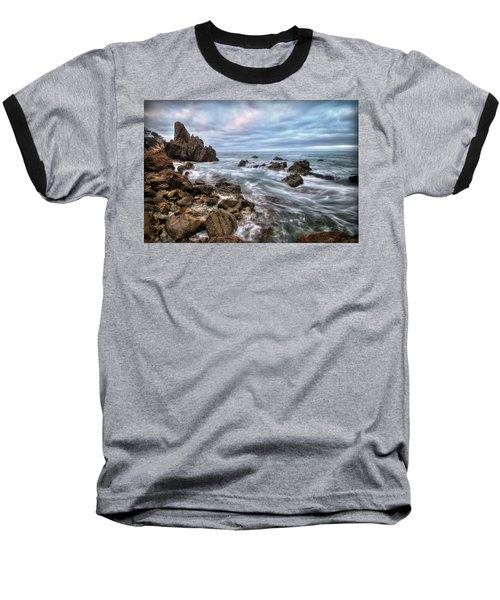 Little Corona Del Mar Baseball T-Shirt