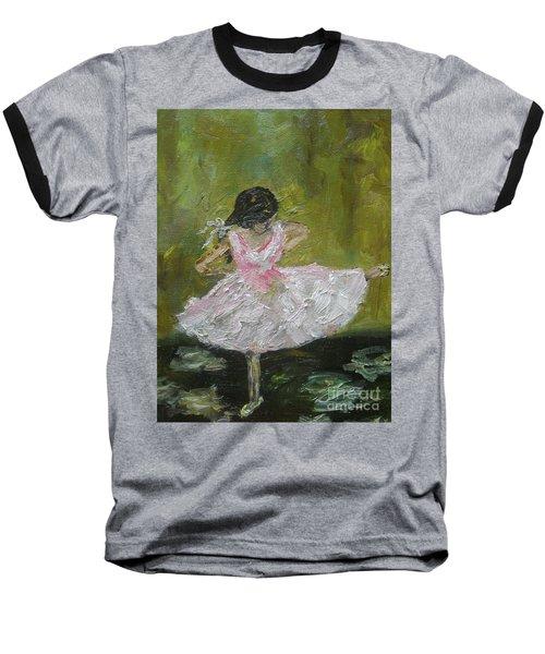 Little Dansarina Baseball T-Shirt