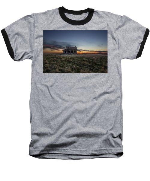 Little House On The Prairie Baseball T-Shirt