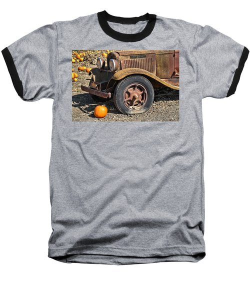 Baseball T-Shirt featuring the photograph Little One by Michael Gordon