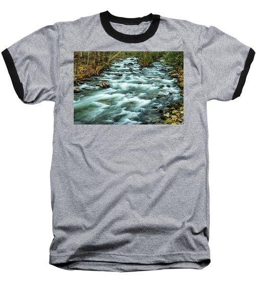 Little Pigeon River Baseball T-Shirt