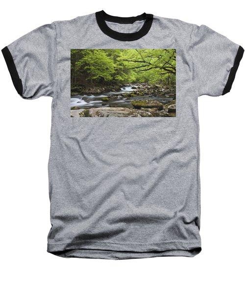 Little River Respite Baseball T-Shirt