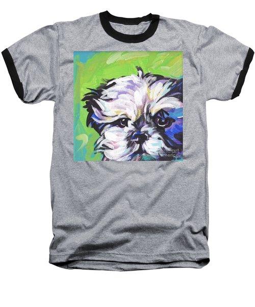 Little Shitz Baseball T-Shirt