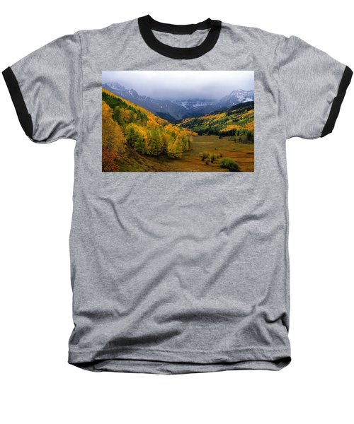 Little Meadow Of The Sublime Baseball T-Shirt by Eric Glaser