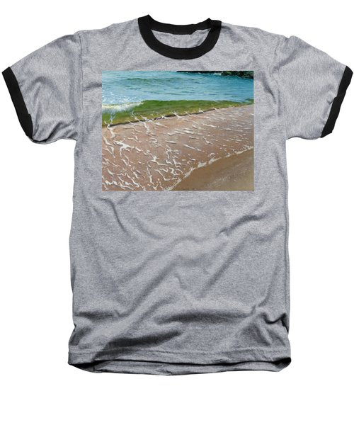Little Wave Baseball T-Shirt
