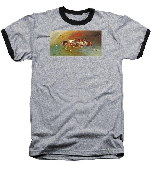 Live Well Baseball T-Shirt