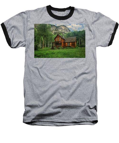 Living Crystal Baseball T-Shirt