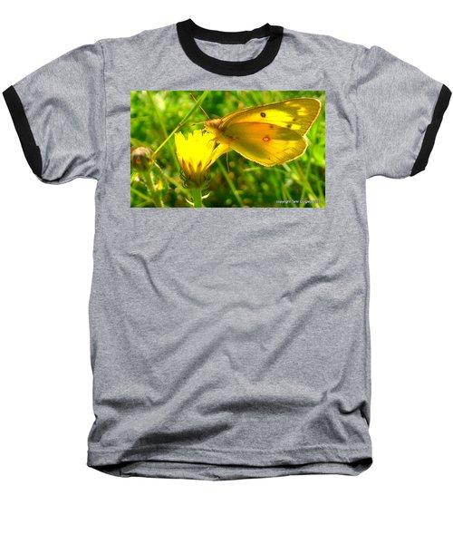 Living In The Light Baseball T-Shirt