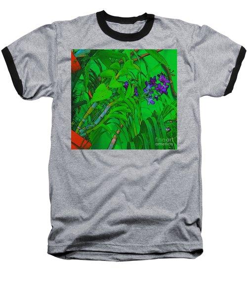 Living Wall Art Baseball T-Shirt