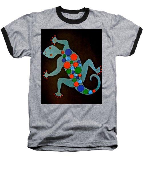 Lizard Baseball T-Shirt