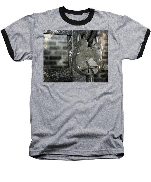 Lock And Key Baseball T-Shirt