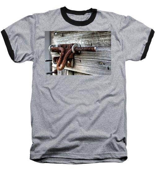 Lock Baseball T-Shirt