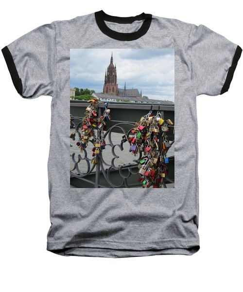 Locks Of Love 2 Baseball T-Shirt