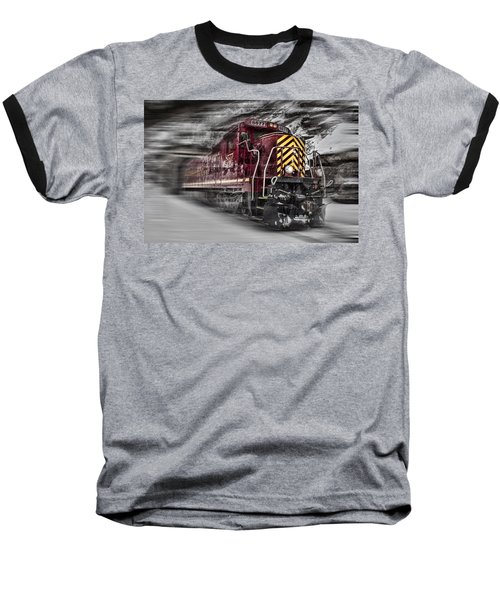 Locomotion Baseball T-Shirt