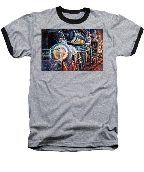 Locomotive Baseball T-Shirt