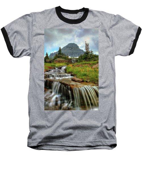 Logan Cascades Baseball T-Shirt