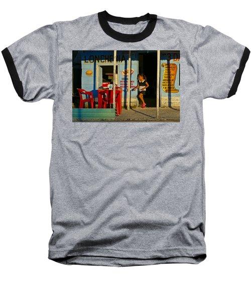 Loncheria Baseball T-Shirt
