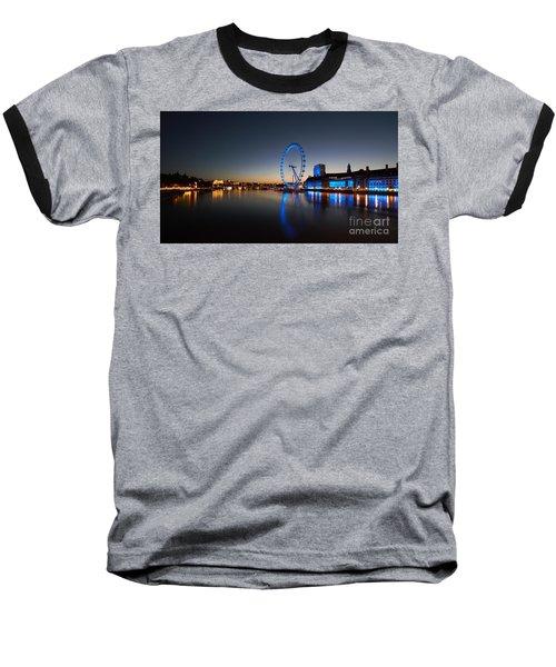 London 1 Baseball T-Shirt