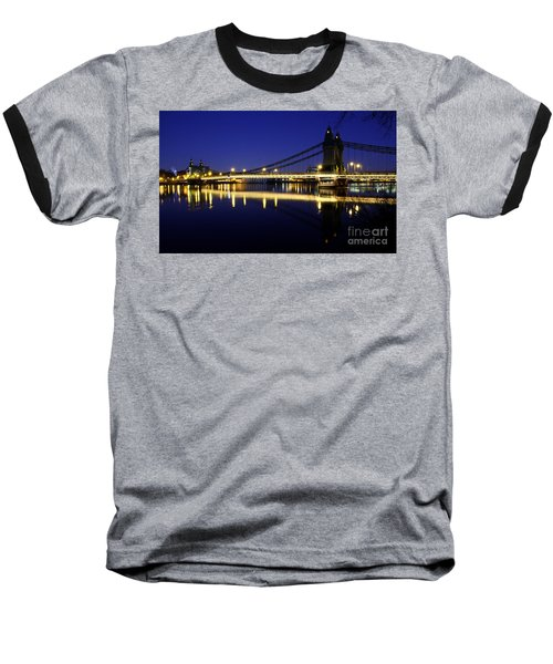 London 11 Baseball T-Shirt