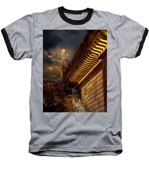London Bridge Spirits Baseball T-Shirt
